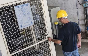 solution de controle d'accès dans le secteur de l'eau